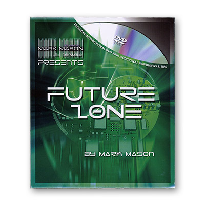 Future Zone (Wallet, DVD) by Mark Mason and JB Magic - DVD