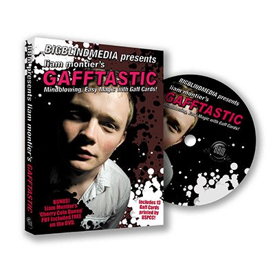 Gafftastic by Liam Montier & Big Blind Media - DVD