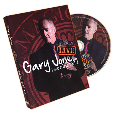 Gary Jones Live Lecture - DVD