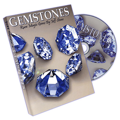 Gemstones by Jeff Stone - DVD