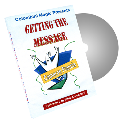 Getting the Message by Wild-Colombini Magic - DVD
