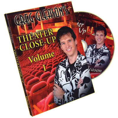 Theater Close Up #1 by Greg Gleason - DVD