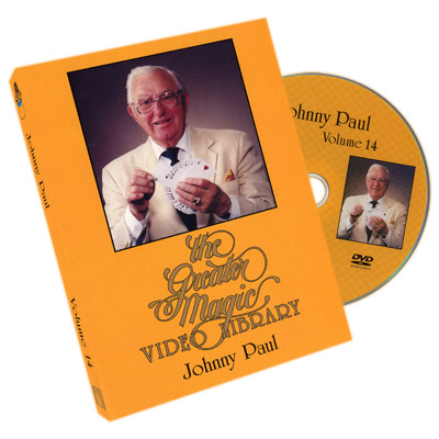 Greater Magic Volume 14 - Johnny Paul - DVD