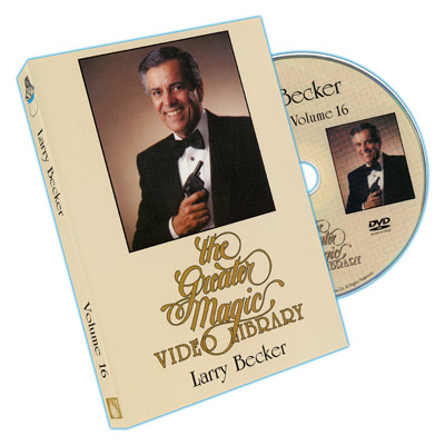 Greater Magic Volume 16 - Larry Becker - DVD