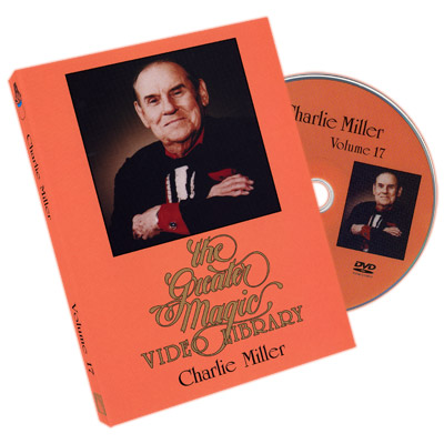 Greater Magic Volume 17 - Charlie Miller - DVD