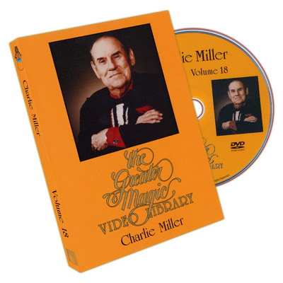 Greater Magic Volume 18 - Charlie Miller - DVD
