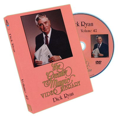 Greater Magic Volume 42 - Dick Ryan - DVD