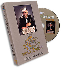 Greater Magic Video Library Volume 37 Gene Anderson