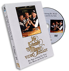 Greater Magic Video Library Vol 49 Bar Magic - DVD
