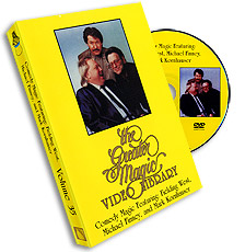 Greater Magic Video Library Vol 35 Comedy Magic