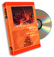 Cups & Balls Greater Magic Teach In, DVD