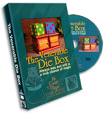 Venerable Die Box Greater Magic Teach In, DVD