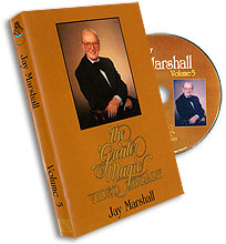 Greater Magic Video Library Vol 5 Jay Marshall