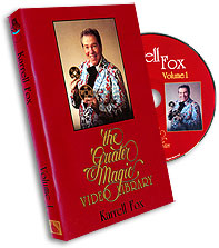 Karrell Fox Great Magic #1 - DVD