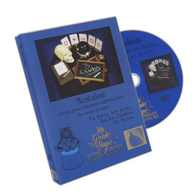 Mentalism Teach-In by Greater Magic - DVD