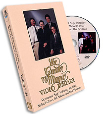 Greater Magic Video Library Vol 44 Restaurant Magic - DVD