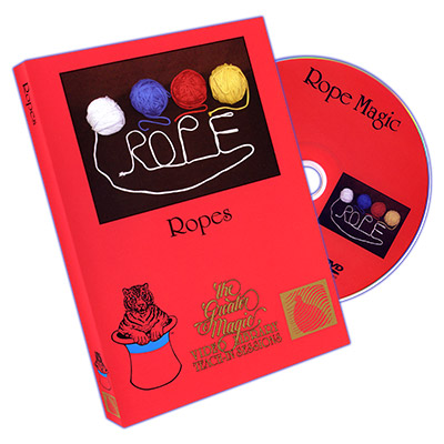 Rope - Greater Magic Teach In - DVD