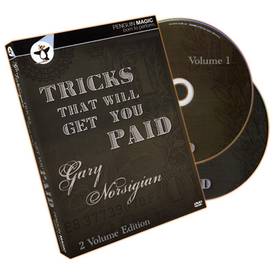 Tricks That Will Get You Paid by Gary Norsigian - DVD