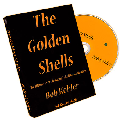 Golden Shells by Bob Kohler