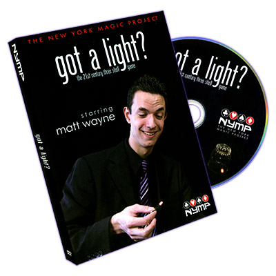 Got A Light? - Matt Wayne