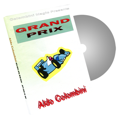 Grand Prix by Wild-Colombini Magic - DVD