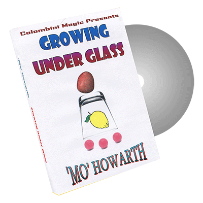 Growing Under Glass by Wild-Colombini Magic - DVD