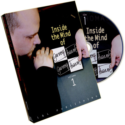 Inside the Mind of Garrett Thomas Vol.1 by Garrett Thomas - DVD