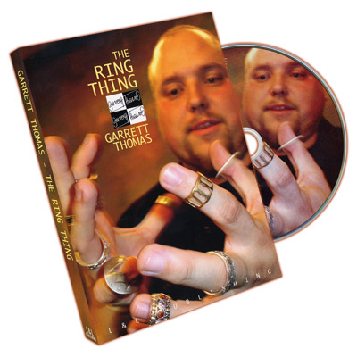 Ring Thing by Garrett Thomas - DVD