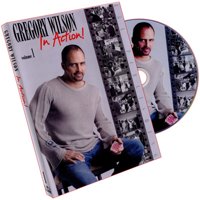 Gregory Wilson In Action Volume 1 by Gregory Wilson - DVD