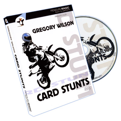 Card Stunts by Gregory Wilson