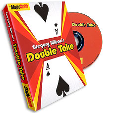 Double Take Greg Wilson, DVD