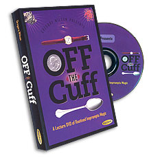 Off the Cuff by Greg Wilson
