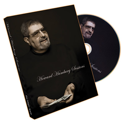 The Howard Hamburg Sessions by Howard Hamburg - DVD