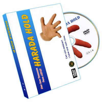 Harada Hold by Daiki Harada - DVD