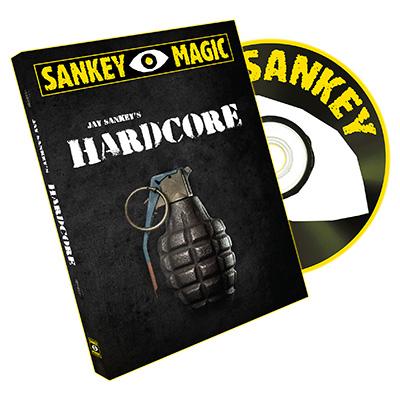 Hardcore by Jay Sankey - DVD