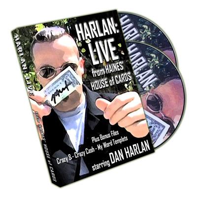 Harlan: Live! by Dan Harlan - DVD