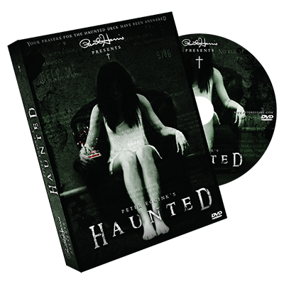 Paul Harris Presents Haunted (DVD and Gimmick) by Peter Eggink - DVD
