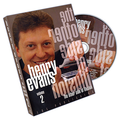 The Other Side Of Illusion Volume 2 by Henry Evans - DVD