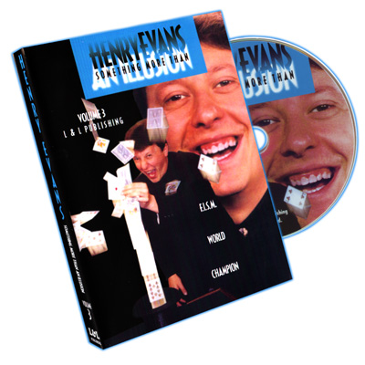 Something More Volume 3 by Henry Evans - DVD