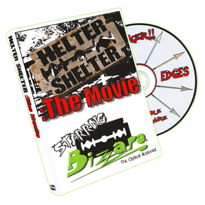 Helter Shelter The Movie by Bizzaro - DVD