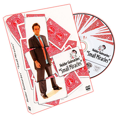 Small Miracles by Helder Guimaraes - DVD