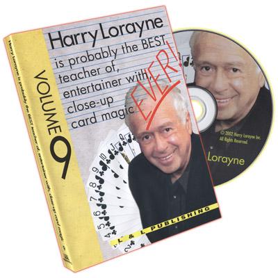 Lorayne Ever! Volume 9 - Harry Loranye - DVD