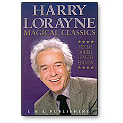 Harry Lorayne Magical Classics - DVD