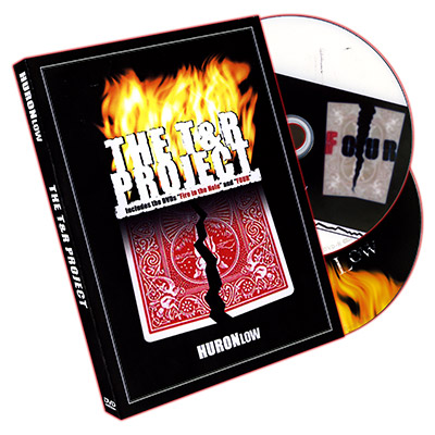 The T&R Project (2 DVD Set) by Huron Low - DVD
