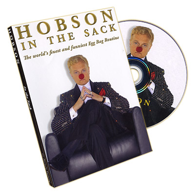 Hobson: In the Sack by Jeff Hobson - DVD