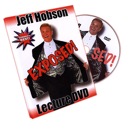 Hobson Exposed by Jeff Hobson - DVD