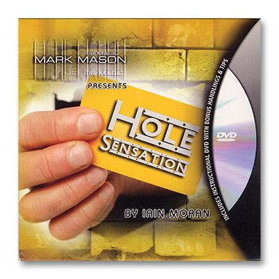 Hole Sensation by Iain Moran and JB Magic - DVD