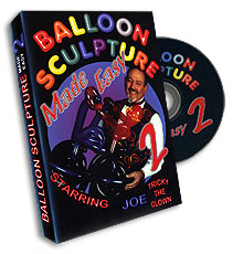 Balloon Sculpture Made Easy Hampton Ridge Volume 2 - DVD