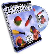 Aprende Malabares Facilmente - Hampton Ridge Fun Inc. - Malabares