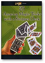 Sorprendentes Trucos de Magia con Cartas Stripper